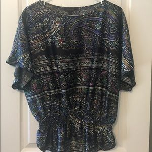 Multi color tunic- The Limited